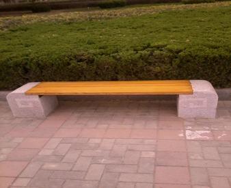 休闲公园座椅
