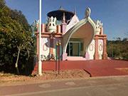 云南勐巴拉生态厕所