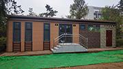 唐山海港区微生物厕所项目